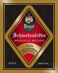 schwedenbitter label